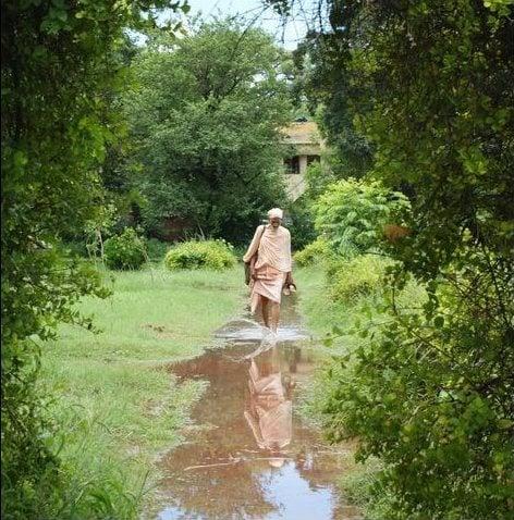 medytacja chodzenia