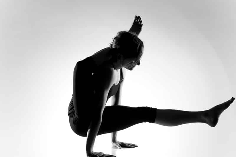 joga z joginką