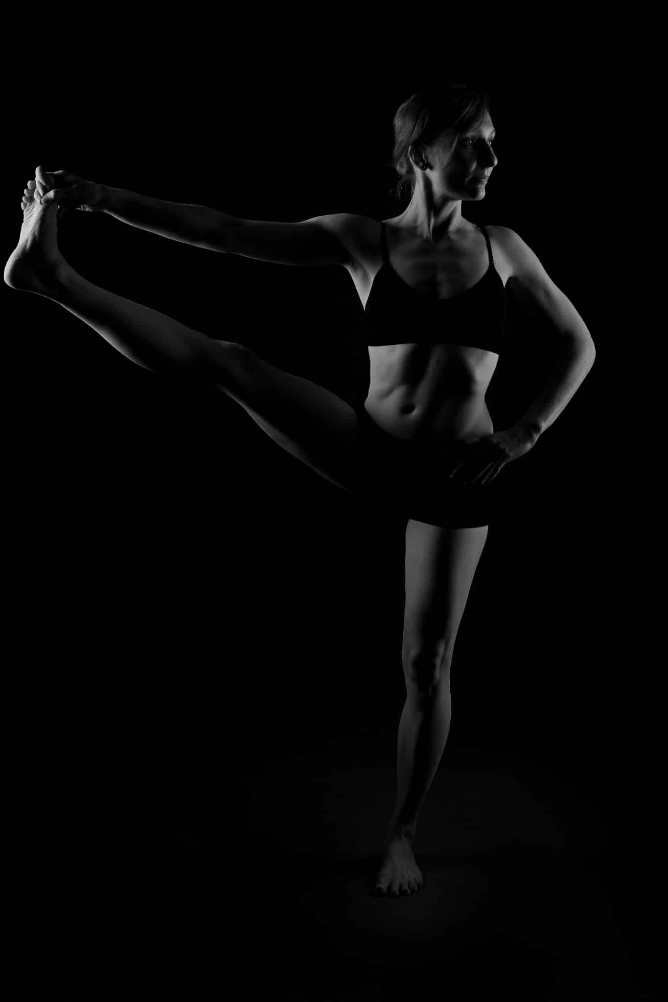 Patrycja Gawlińska - joga