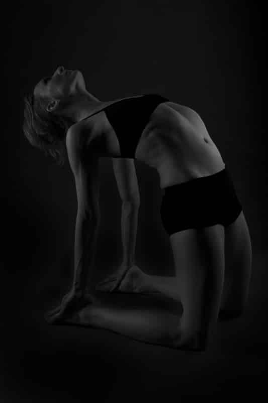 Praktyka wygięć z myślą o mięśniu biodrowo-lędźwiowm