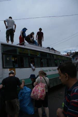 Indie autobus