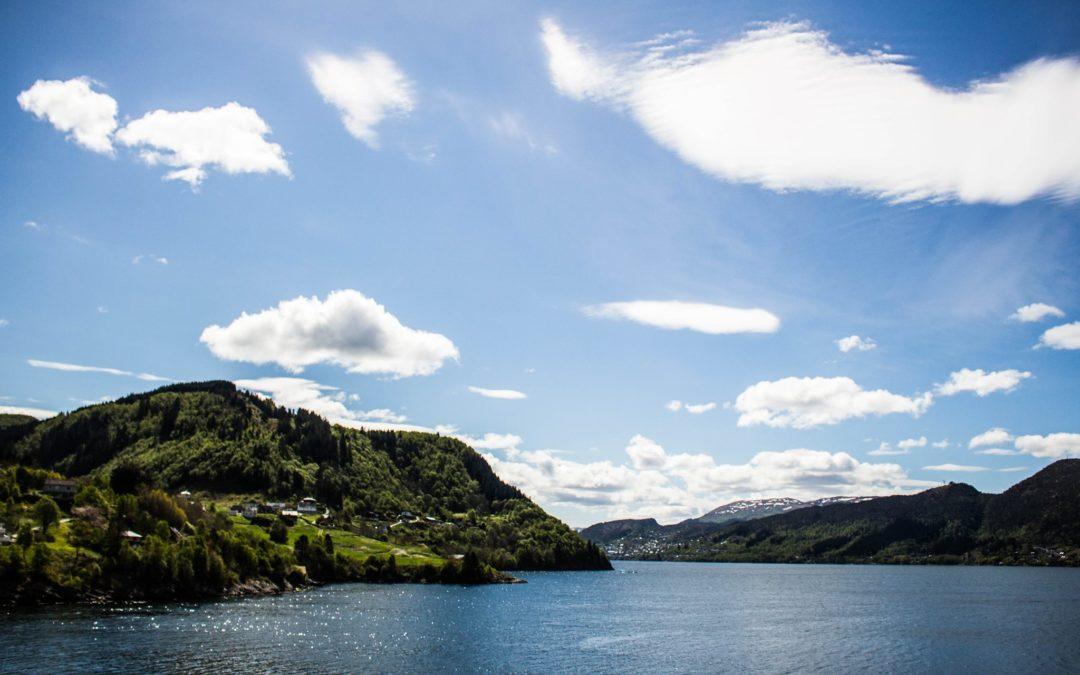 """04-11.09 tydzień z jogą w Norwegii """"w poszukiwaniu równowagi"""""""