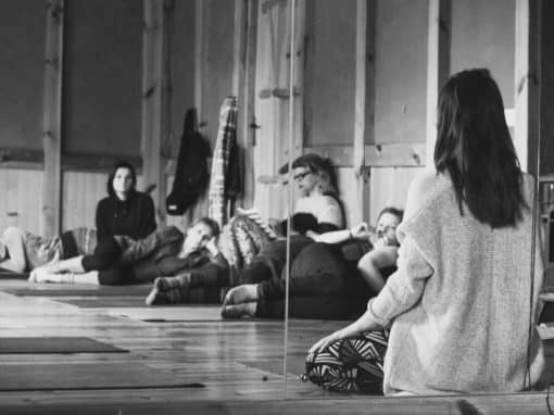 """03.03 warsztat w Przemyślu """"joga nidra, czyli wyciszenie i regeneracja podczas głębokiej relaksacji"""""""
