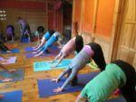 Weekend z jogą w Pogorzanach